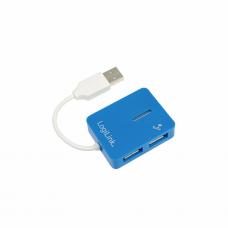USB ჰაბი: Logilink UA0136 USB 2.0 Hub