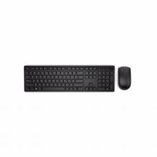კლავიატურა-თაგვი უკაბელო: Dell Russian (QWERTY) KM636 Wireless Multimedia Keyboard & Mouse