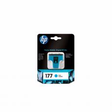 კარტრიჯი ჭავლური: HP DJ 177 C8774HE Cyan Lt Small