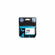 კარტრიჯი ჭავლური: HP DJ 178 CB318HE Original Cyan