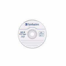 კომპაქტური დისკი: Verbatim BD-R SL LTH Type 25GB