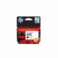 კარტრიჯი ჭავლური: HP 655 CZ109AE Black