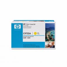 კარტრიჯი ლაზერული: HP C9722A Yellow Print Cartridge CLJ4600 Original