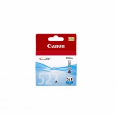 კარტრიჯი ჭავლური: CANON BJ CLI-521C Cyan