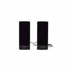 დინამიკი 2.0: Microlab B-56 2.0 Speakers 3W RMS USB Powerd Black Wooden