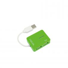 USB ჰაბი: Logilink UA0138 USB 2.0