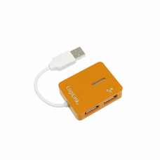 USB ჰაბი: Logilink UA0137 USB 2.0 Hub