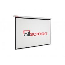პროექტორის ეკრანი: ALLSCREEN CWP-6363 MANUAL PROJECTION SCREEN 160-160CM