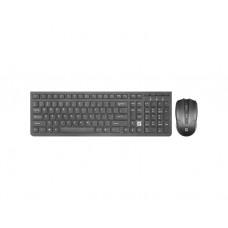 კლავიატურა უკაბელო: Defender Columbia c-775 Wireless mouse Black - 45775
