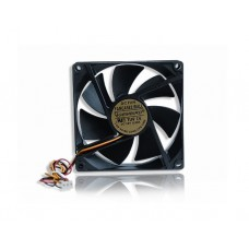 გამაგრილებელი: Gembird FANCASE2 90 mm PC case fan ball bearing