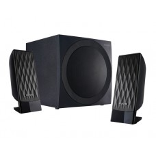 დინამიკი 2.1: Microlab M-300BT 2.1 Speakers 38W RMS (14W+2x14W) Black