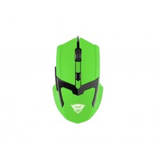 თაგვი: Trust GXT 101-SG Spectra Gaming Mouse - green 22384