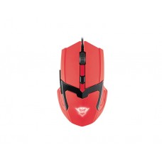 თაგვი:  Trust GXT 101-SR Spectra Gaming Mouse - red 22391