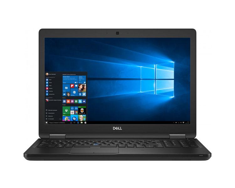 """ნოუთბუქი: DELL Latitude 5590 15.6""""  FHD Intel  Core i5-8250U   8GB   256GB  No ODD Ubuntu Black - 210-ANMY_S_i5_GE"""