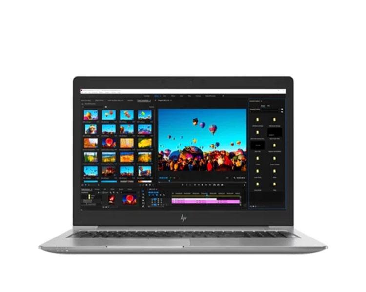 """ნოუთბუქი: HP ZBook 15u G5 15.6""""  FHD  Intel Core  i7-8550U   8GB    256GB  SSD AMD Radeon  Pro WX 3100  2GB   Win10 Pro Gray - 2ZC05EA"""