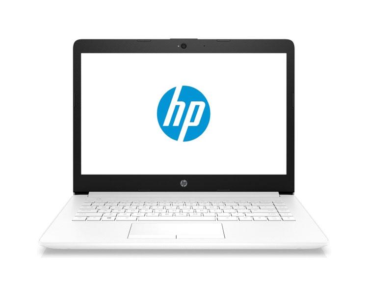 """ნოუთბუქი: HP 14   14""""   HD  Intel  Celeron    N4000  4GB  500GB  No ODD  Free DOS Snow white - 4GK29EA"""