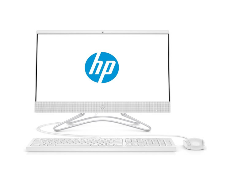"All IN ONE Computer: HP   21.5""   FHD  Intel  Core  i5-8250U   8GB   1TB  MX110  2GB   DVD-RW  Free DOS   Snow White - 4GS83EA"