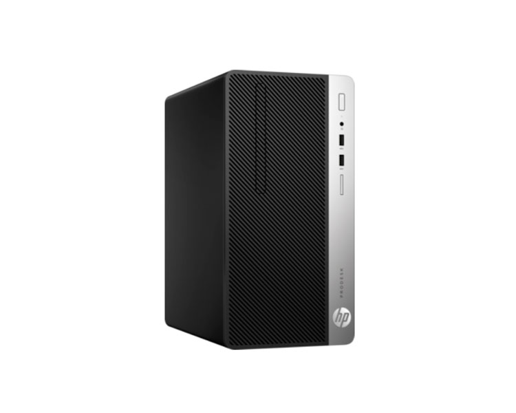 Brand Computer: HP ProDesk 400 MT G5 Intel Core  i7-8700  4GB  1TB  DVD-WR  Free DOS Black - 4HR59EA