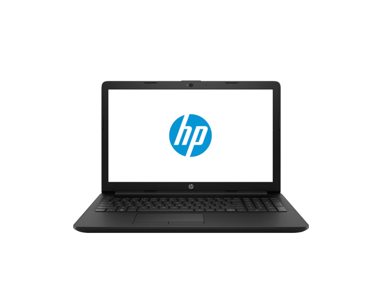 "Notebook: HP 15-da0280ur 15.6"" HD  Intel  Core i3-7020U 4GB 500GB  DVD-RW Free Dos Black  - 4UA05EA"