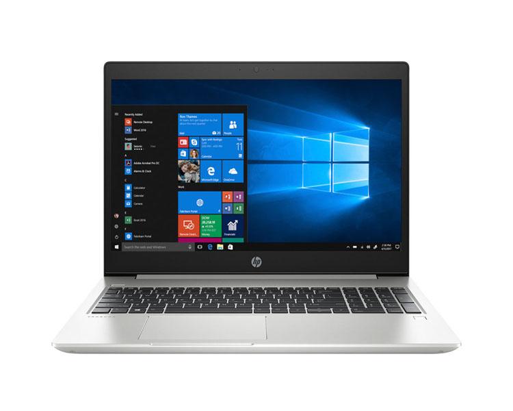 """ნოუთბუქი: HP 450 G6  15.6""""  HD  Intel Core  i5-8265U   8GB  1TB   MX130  2GB No ODD   Free  DOS  Pike Silver - 5PQ01EA"""