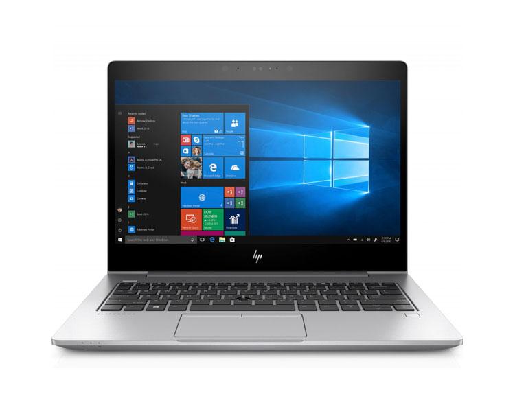 """ნოუთბუქი: HP EliteBook 830 G5   13.3""""  FHD  Intel Core i5-8250U   8GB 256GB  No ODD Free DOS Silver - 5SQ61ES"""