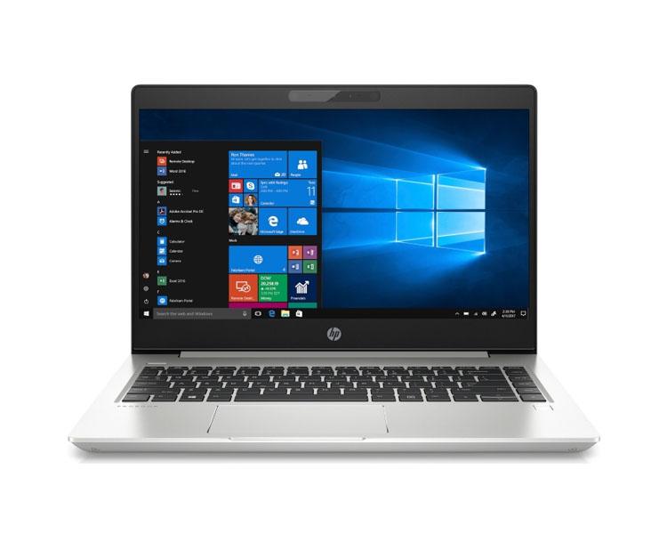 """ნოუთბუქი: HP ProBook 440 G6  14""""  FHD  Intel  Core i5-8265U   8GB  256GB Free DOS Pike Silver - 6BN87ES"""