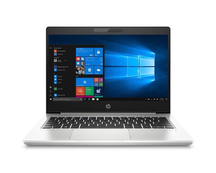 """ნოუთბუქი: HP ProBook 430 G6  13.3""""  HD  Intel  Core  i3-8145U    4GB  500GB  No ODD Free DOS Silver - 6EC38ES"""