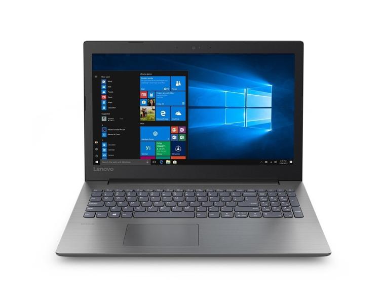 """ნოუთბუქი: Lenovo IP 330-15IKB  15.6"""" HD Intel Core I3-8130U  6GB  500GB  MX150 2GB  DVD-RW  Free DOS ONYX BLACK - 81DE01BFRU"""