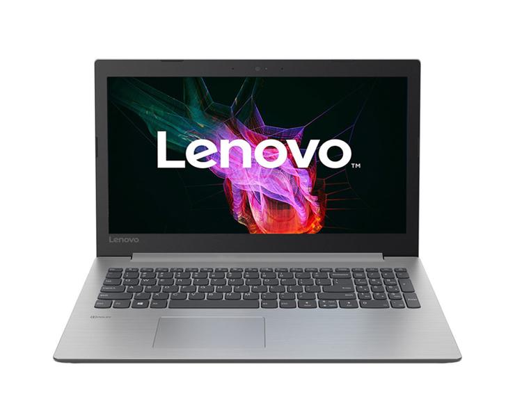 """ნოუთბუქი: Lenovo  IP 330-15IKB 15.6""""  HD  Intel Core I3-8130U  6GB 500GB   MX150 2GB  DVD-RW Free DOS  Platinum  Grey - 81DE01BGRU"""