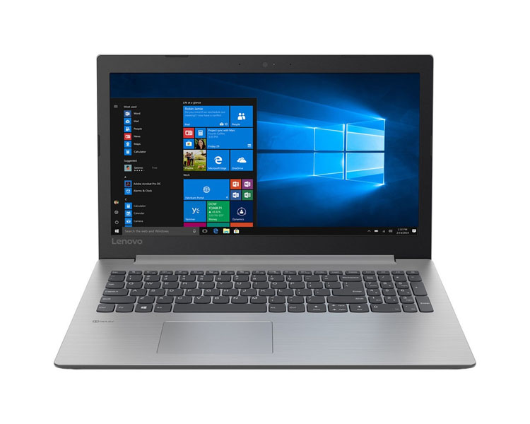 "ნოუთბუქი: Lenovo IP 330-15IKBR  15.6""  HD  Intel  Core I3-8130U  4GB  500GB  MX150  2GB   No ODD Free  DOS  Platinum Gray - 81DE01RRRU"