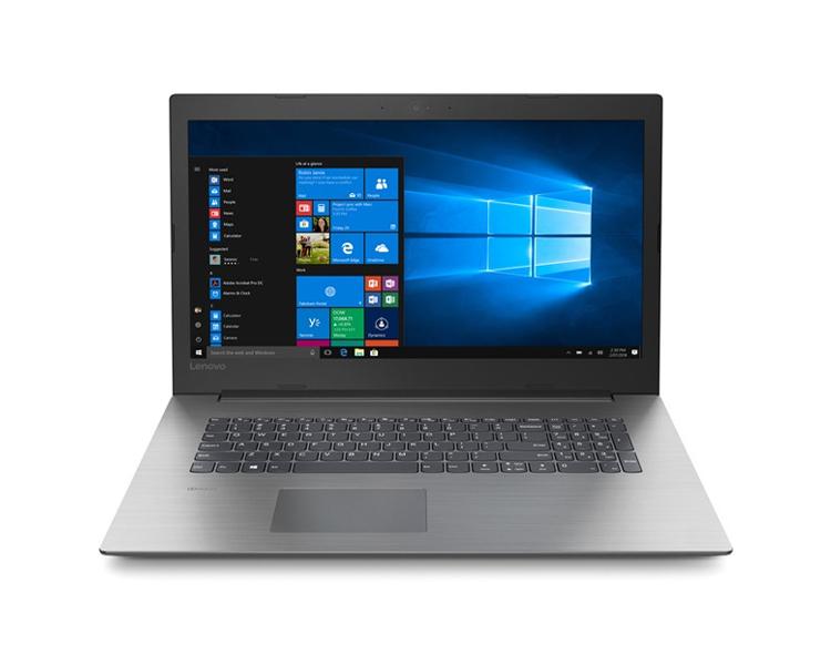"""ნოუთბუქი: Lenovo IP 330-17IKBR  17.3""""  HD+  Intel Core  I3-8130U   4GB  1TB  MX150 2GB   DVD±RW  Free DOS  Platinum Grey  - 81DM006XRU"""