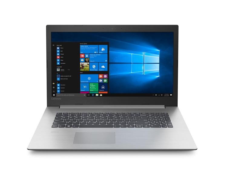 """ნოუთბუქი: Lenovo IP 330-17IKB   17.3""""  HD+  Intel Core I5-8250U  8GB  1TB  MX150  2GB  Free DOS Platinum Grey - 81DM0070RU"""