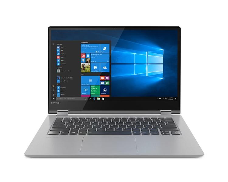 """ნოუთბუქი: Lenovo  YOGA  530-14IKB  14""""  FHD Touch Intel Core  I3-8130U  8GB  256GB   Win10 Pro Black - 81EK00LURU"""