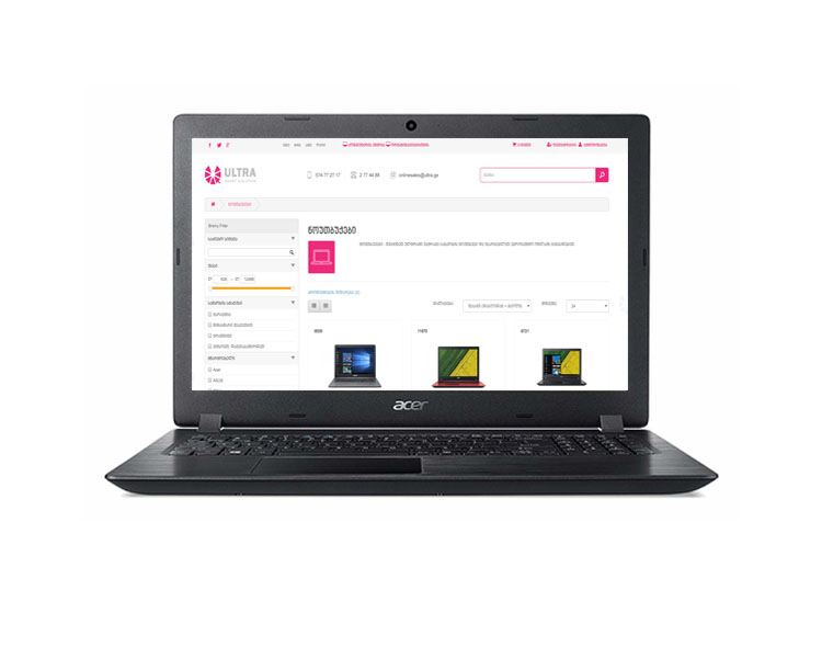 "Notebook: Acer aspire E5 E15-576-51UZ 15.6"" FHD   Intel Core  i5-7200U  4GB   500GB DVD  Free DOS Gray - NX.GRLER.002"