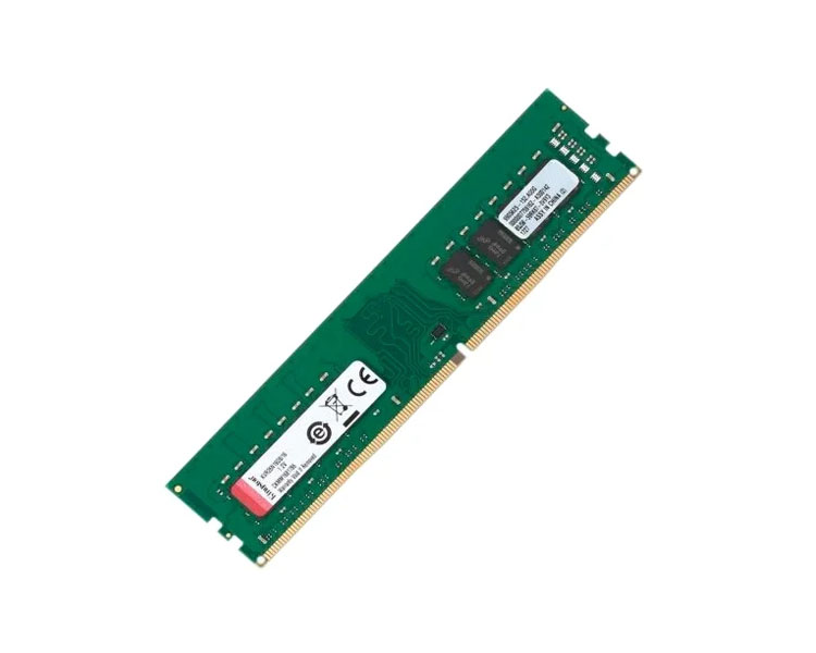 RAM: Kingston DDR4 16GB 2666MHz  - KVR26N19D8/16