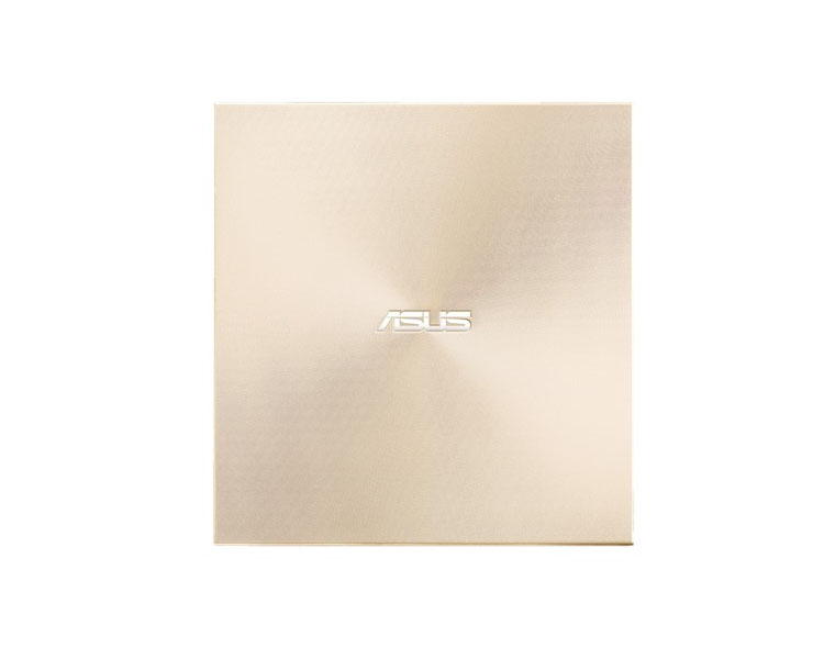External optical: ASUS  ZenDrive  SDRW-08U9M-U Gold