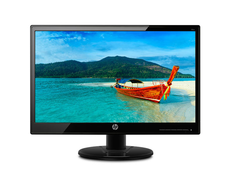 "Monitor: HP  19ka 18.5""  HD  5ms  600:1  VGA  Black - T3U81AA"