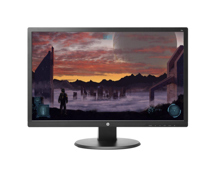 "Monitor: HP 24o  24""  FHD  1ms  1000:1  VGA HDMI  DVI-D Black - X0J60AA"