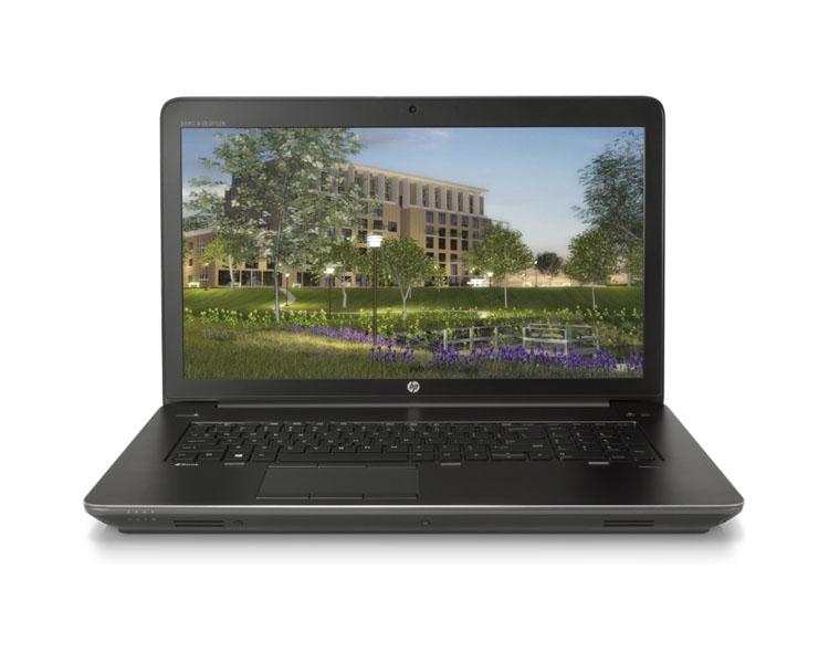 """ნოუთბუქი: HP Zbook 17 G4 17.3""""  FHD  Intel Core  i7-7700HQ  8GB  500GB   NVIDIA  Quadro  M1200  4GB Win 10 Pro  No ODD Black - Y6K25EA"""