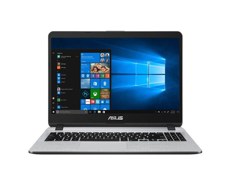 """ნოუთბუქი: Asus X507LA 15.6""""  HD Intel Core i3-5005U  4GB  1TB  No ODD Free DOS  Grey - X507LA-BR005"""