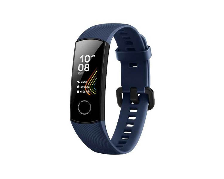 Smart Watch: Honor Band 5 Fitness Tracker Blue - CRS-B19S