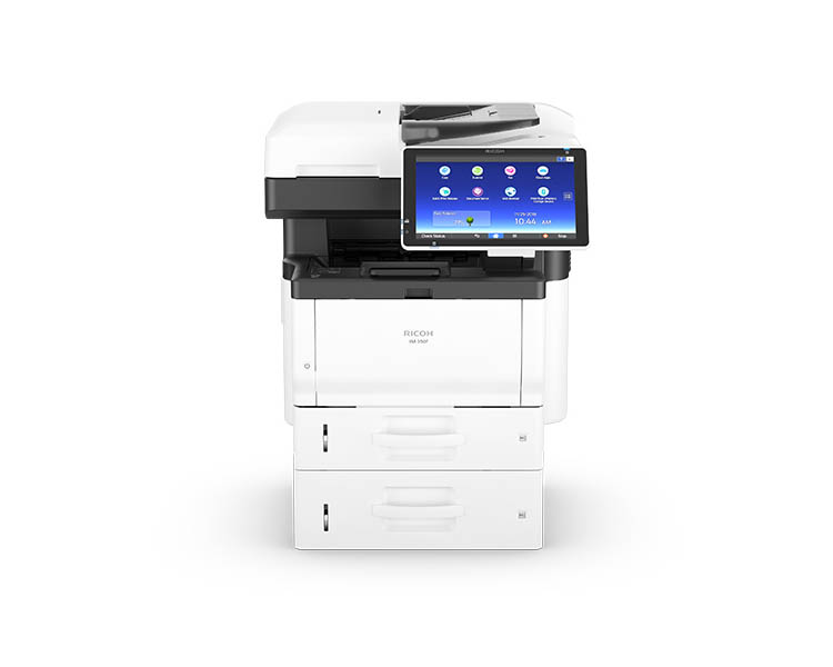 Multifunction Laser Printer: Ricoh IM 350 Multifunction Mono Laser Printer