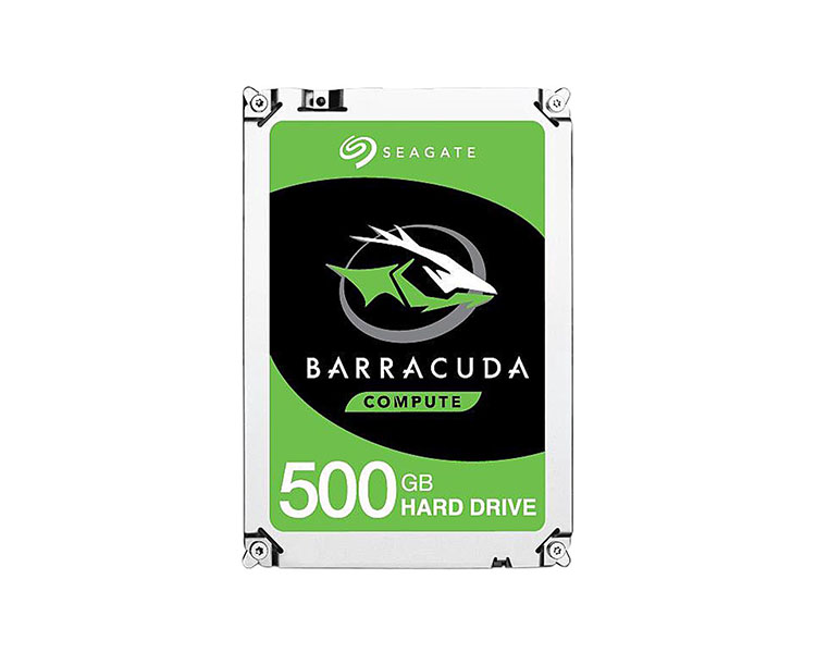 HDD: Seagate ST500DM009 500GB 7200rpm 32mb SATA 3.5