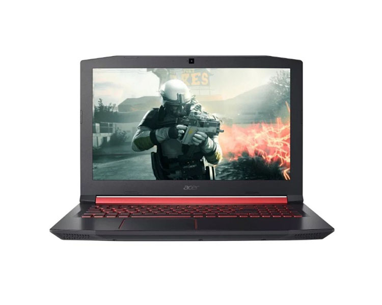 "Notebook: ACER NITRO 5 AN515-51-77KF 15.6""  FHD Intel  Core  i7-7700HQ  8GB  1TB + 128GB  GTX 1050 Ti 4GB Black - NH.Q2QER.004"