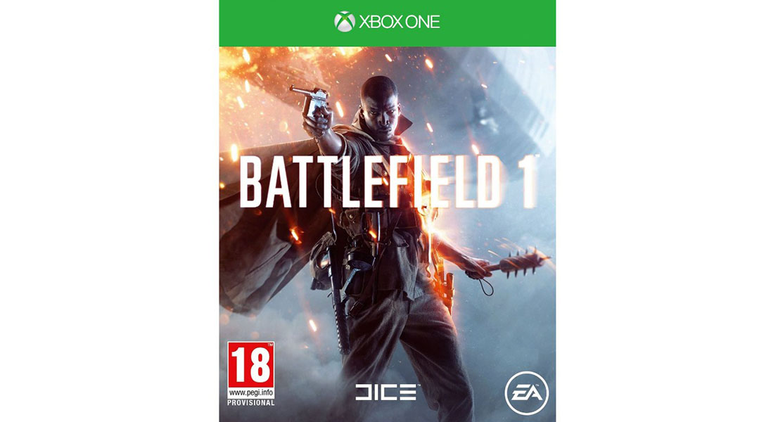 Console Games: Battlefield 1 for Xbox One