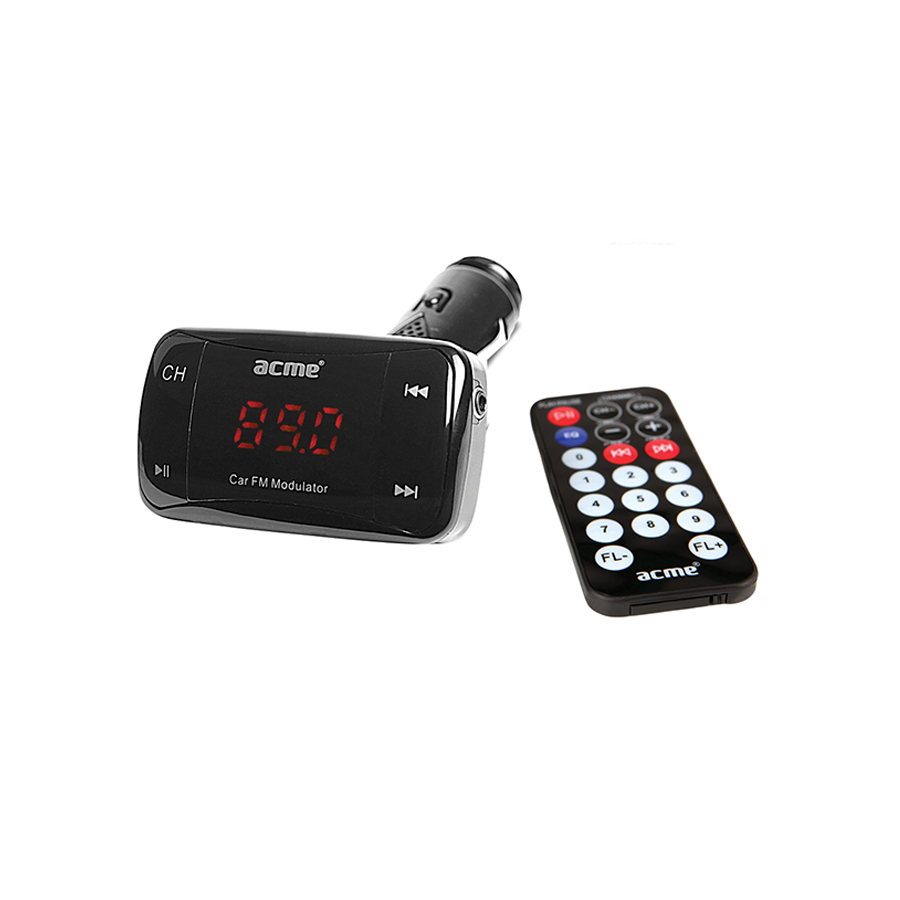 Adapter: Acme Car MP3 Player FM transmitter F100-01