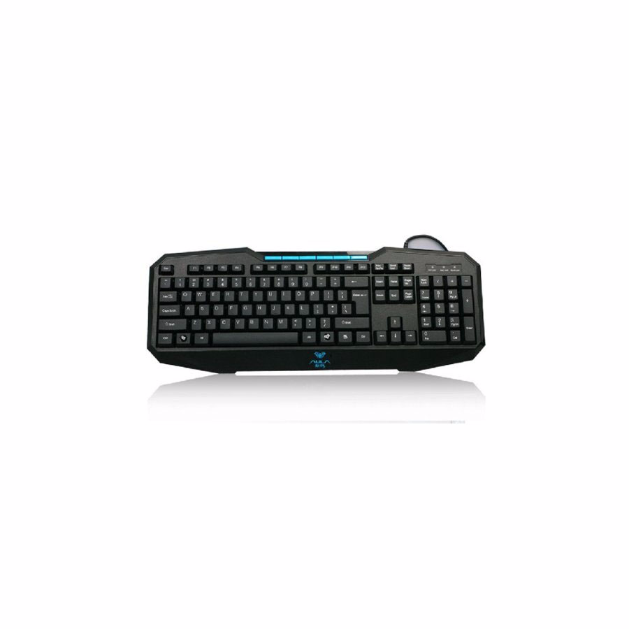 Keyboard: Aula Si-832 Adjudication Expert Gaming Keyboard EN / RU