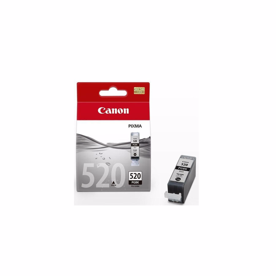 Inkjet Cartridge: CANON BJ PGI-520BK Black
