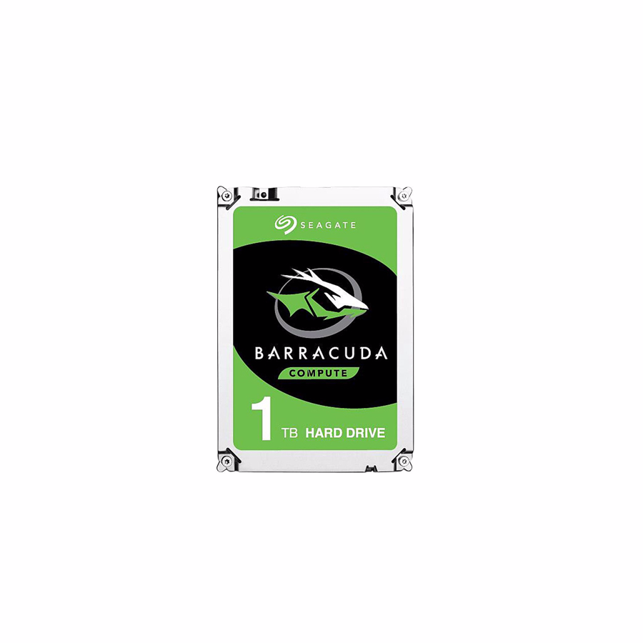 HDD: Seagate ST1000DM010 1TB 7200rpm 64mb SATA 3.5 6GB/s