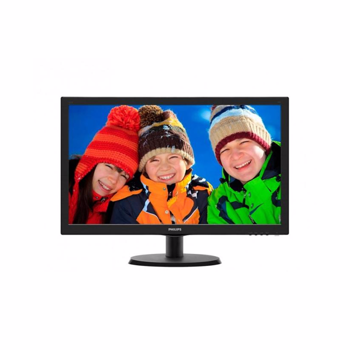 Monitor:  Philips 223V5LSB2 21.5'' Full HD LED 5ms VGA